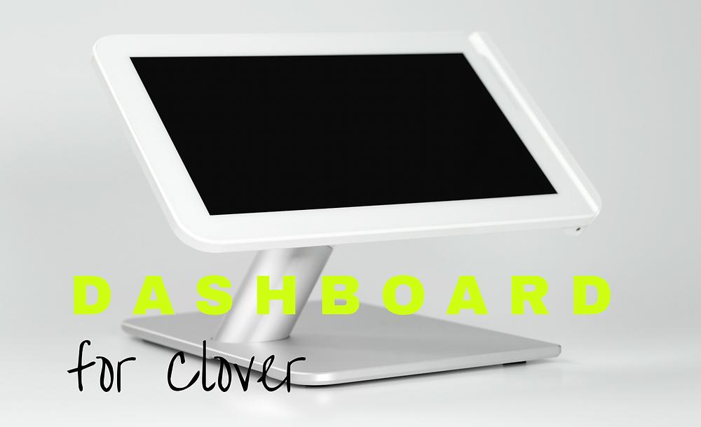 dashboard app clover device