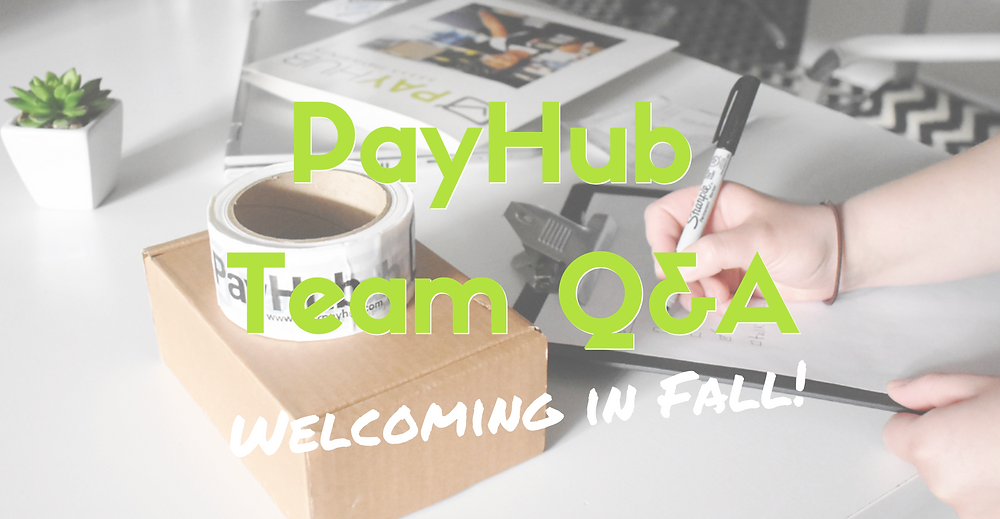 pay hub team questionnaire