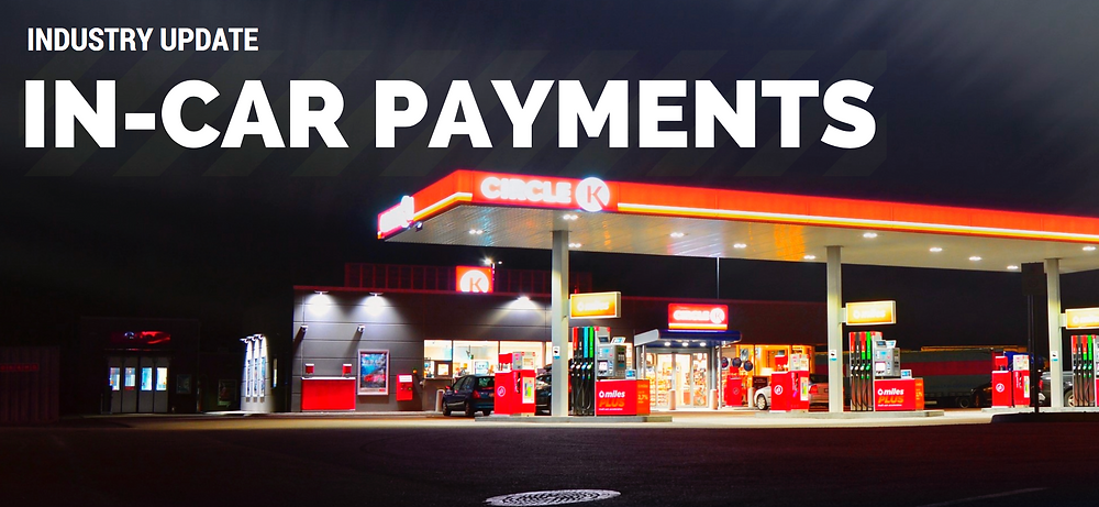 paying in car gas station mobile payment