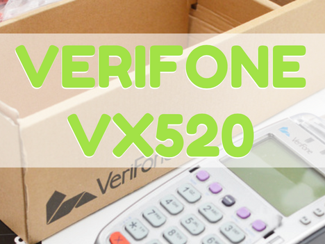 The Verifone VX520