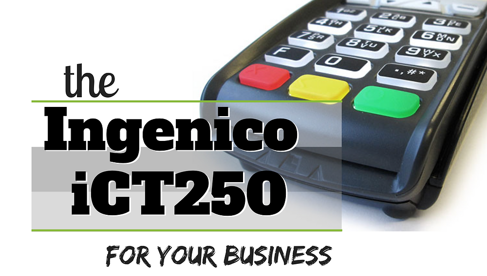 ingenico ict250
