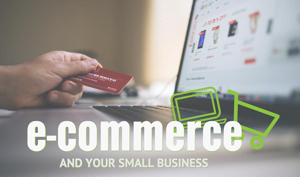 e-commerce small business