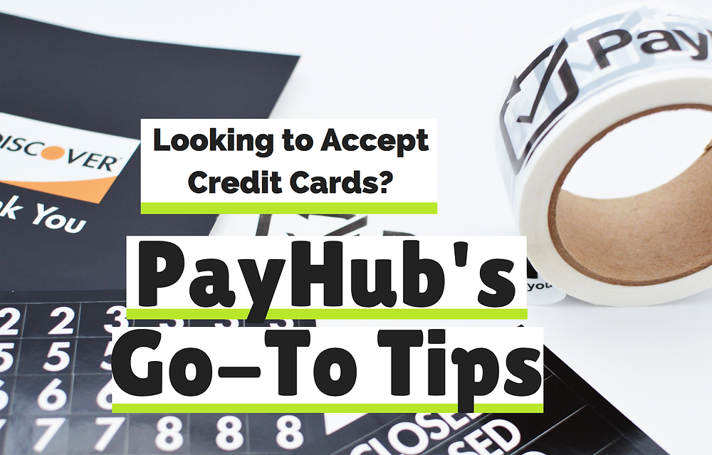 accept credit card tips