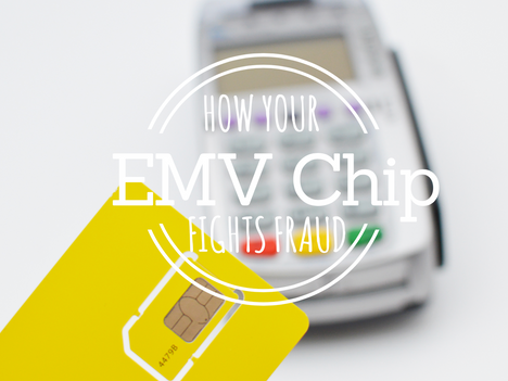 How Your EMV Chip Fights Fraud