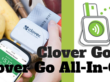 Clover Go vs. Clover Go All-In-One