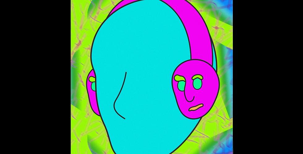 '8D Audio' Poster