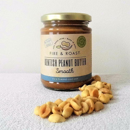 Kentish Peanut Butter - Smooth - 300g