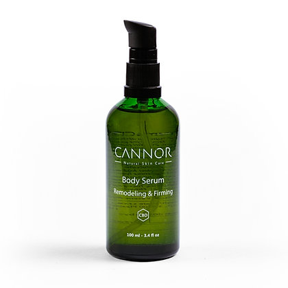 CANNOR CBD Remodeling & Firming Body Serum