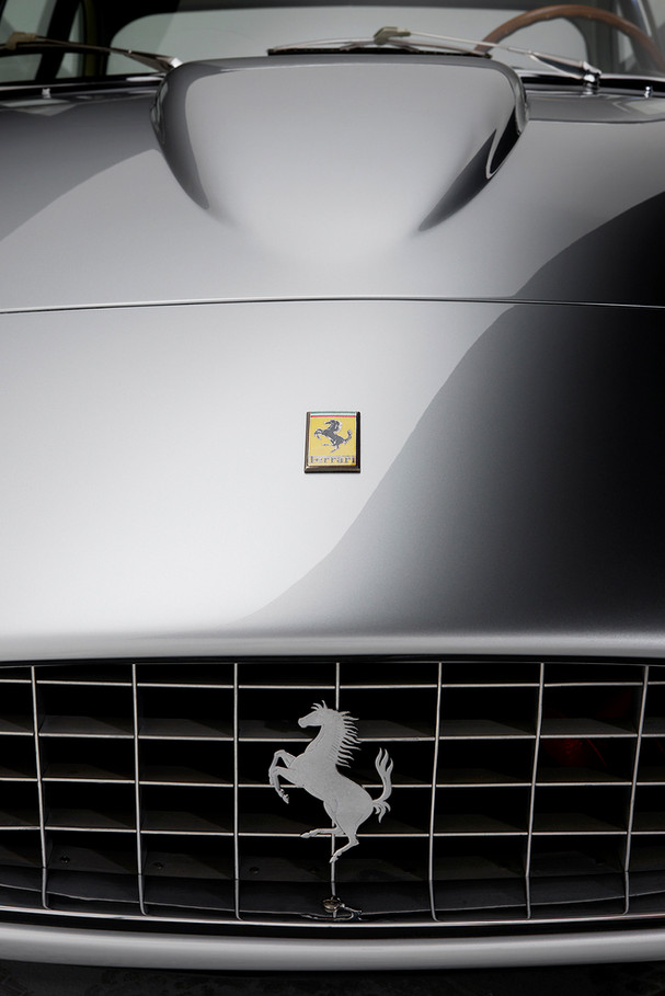 1963 Ferrari 400 Superamerica Coupé Aerodynamico
