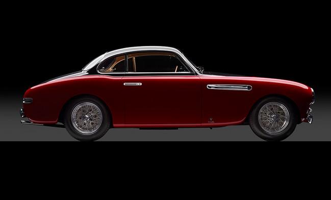 1953 Ferrari 212 Inter Coupé
