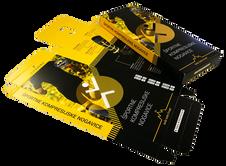 Kompleksna komercialna embalaža - z nosilcem za police