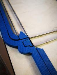 Natančna izdelava orodij za izsek - pripravljamo jih doma