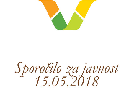 Tiskovna konferenca s predstavitvijo letnega poročila (sporočilo za medije)