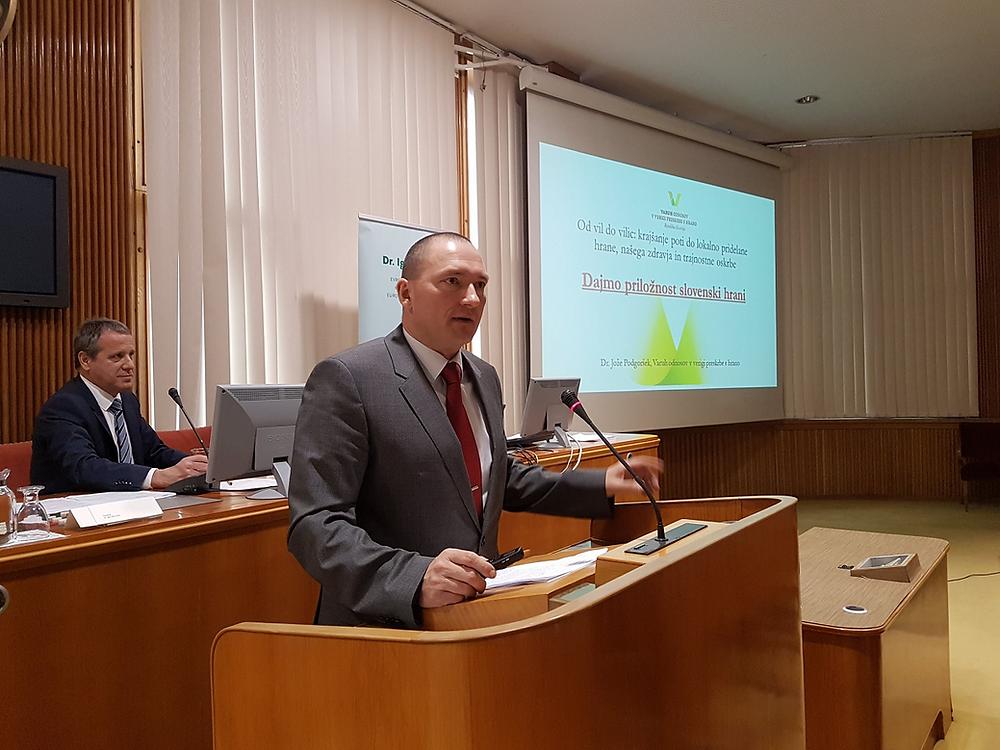 dr. Jože Podgoršek, Varuh odnosov v verigi preskrbe s hrano