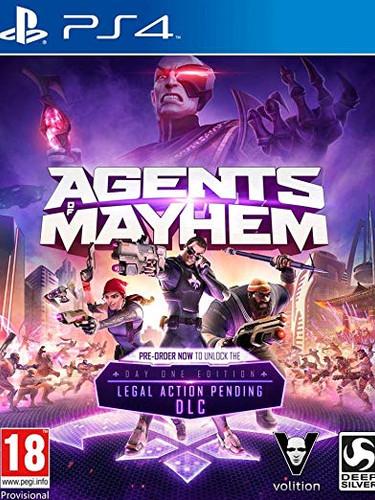 Agents Mayhem