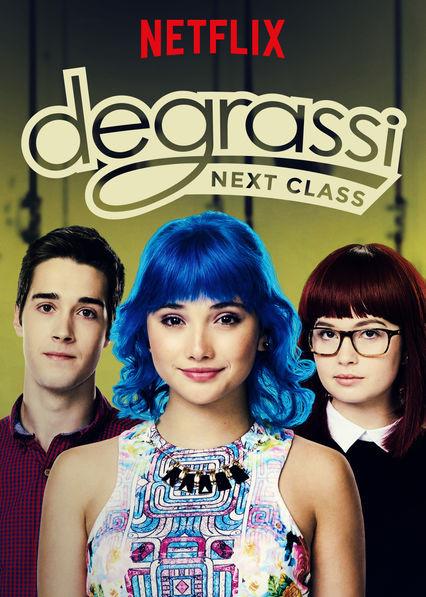 DEGRASSI NEXT CLASS