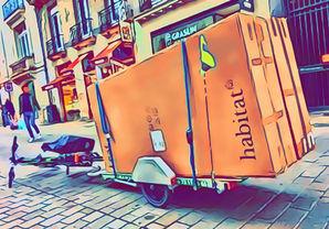 Vélojo & Habitat Nantes