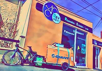 Vélojo & Rev' De Cycles