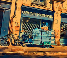 Vélojo & Le Grand Magasin