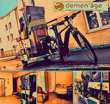 Vélojo & L'Association Démén'Age
