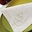 Thumbnail: Tovagliolo Carta riciclata 38x38 cm - 2 Veli