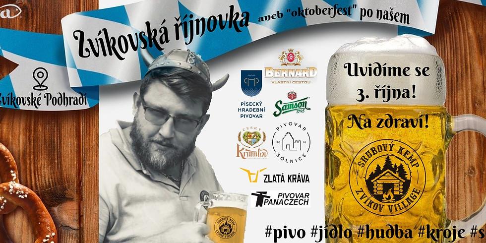 """Zvíkovská říjnovka aneb """"oktoberfest"""" po našem"""