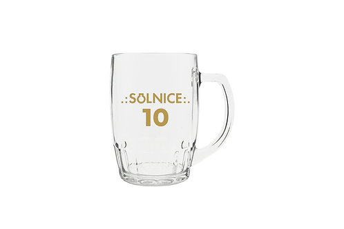 Sklenice 0,3l - SOLNICE 10