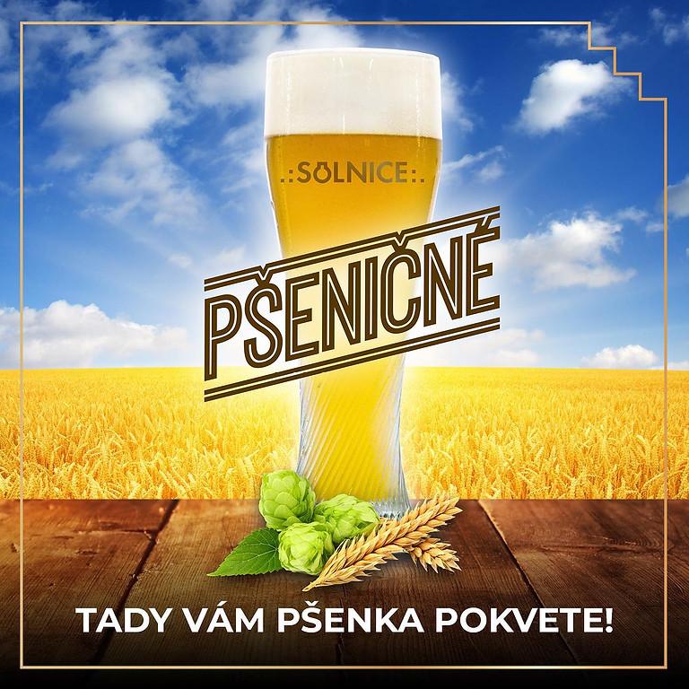 kvasnicové pivo bavorského typu – Hefeweizen