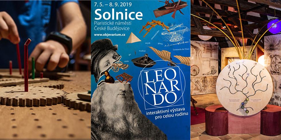 Leonardo - Interaktivní výstava