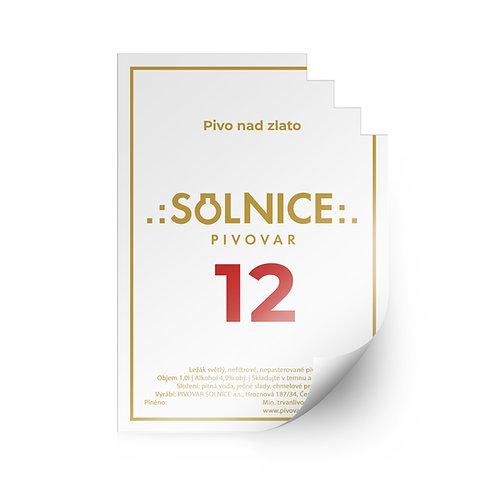 Etiketa Solnice 12