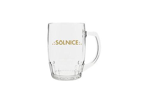 Sklenice 0,3l - SOLNICE