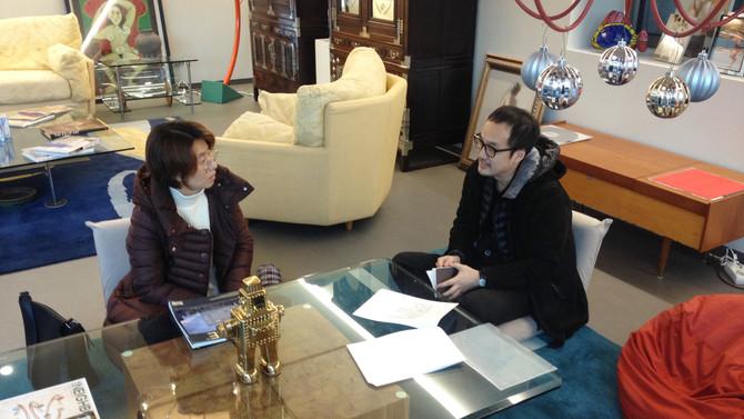 2017.12 l 성북동 두집, 공간지 critique을 위한 건축물 답사