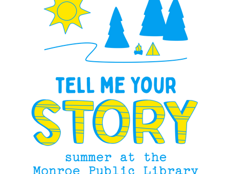 Summer Library at Monroe Public Library