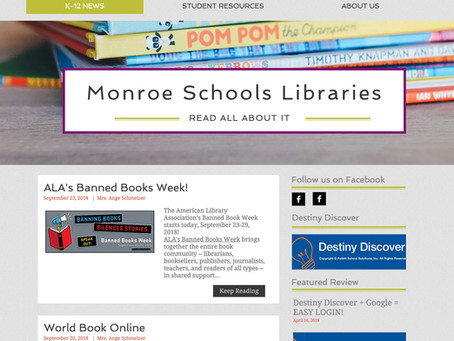 Stay up to date on everything SDM Library...