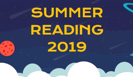2019 Summer Reading