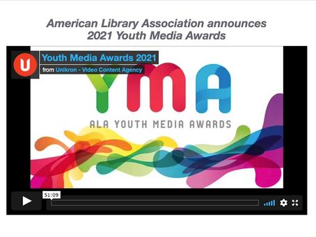 ALA Youth Media Award Announced