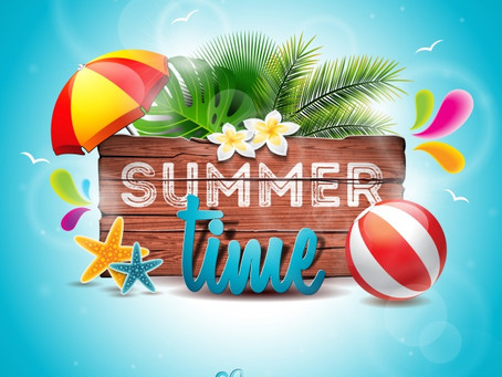 Summer Library is almost here!
