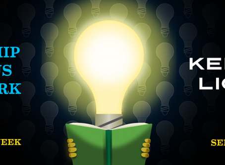 Banned Books Week: Keep the Light On!