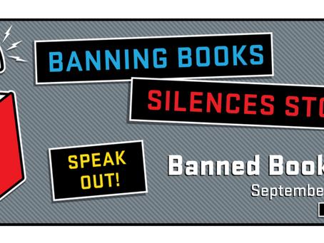 ALA's Banned Books Week!