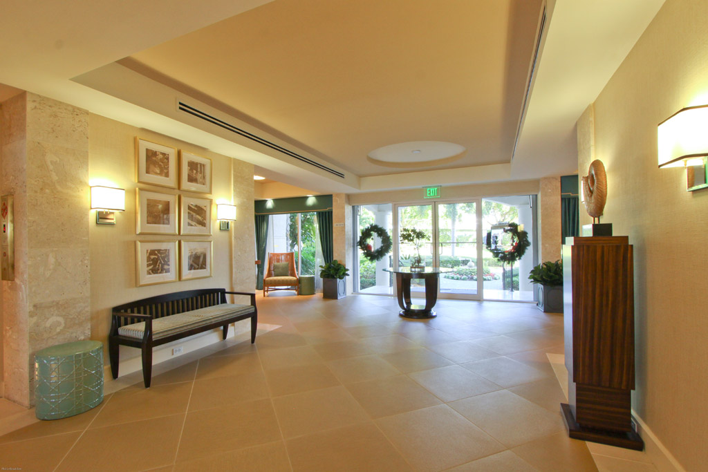 Pelican Point Lobby Renovation