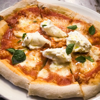 Burrata Margherita