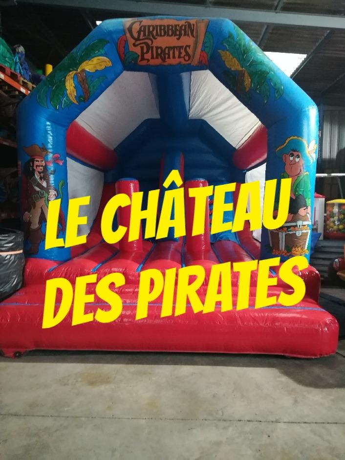 Le château des pirates