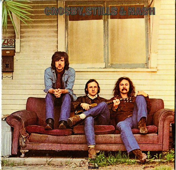 Crosby, Stills & Nash album, The Accidental Photographer, Photographer, Henry Diltz
