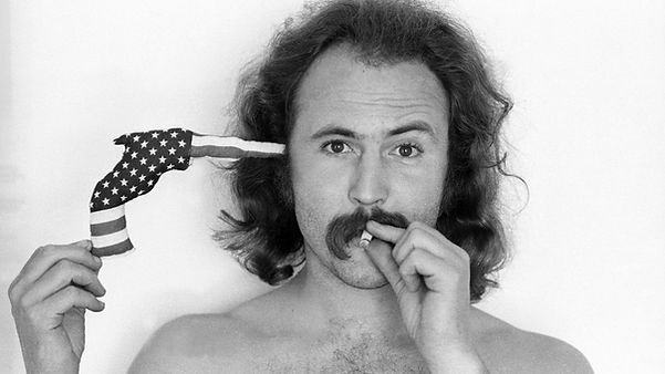 David Crosby in Crosby, Stills, Nash & Young, documentary The Accidental Photographer, Henry Diltz