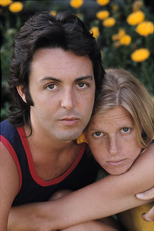Paul McCartney, Linda McCartney, The Accidental Photographer, Photographer, Henry Diltz