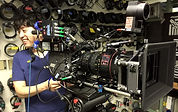 Arri with Preston Light Ranger 2, Prep room, rental house, Tokyo, Japan