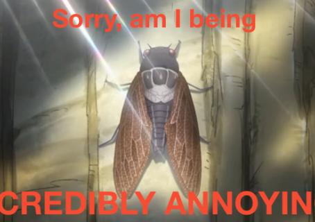 Cicadas - the screaming sound of Japan
