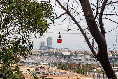 photo-of-red-and-white-cable-car-2889277
