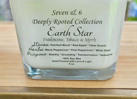Earth Star Chakra Candle