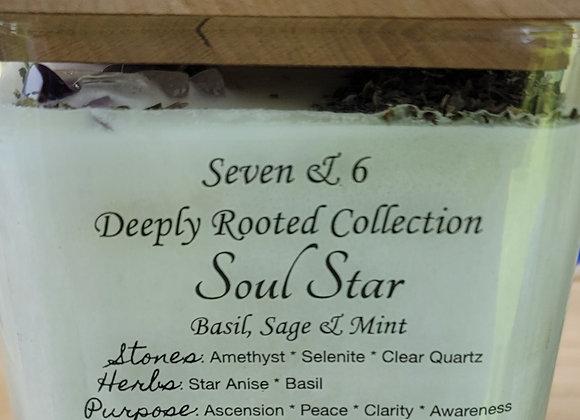 Soul Star Chakra Candle